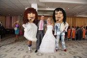 гало концерт звезд российской эстрады-ростовые куклы