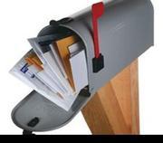 Распространение  листовок по почтовым ящикам в Минске ДЕШЕВО