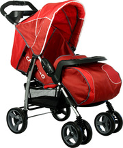 Детская прогулочная коляска Caretero Monaco прокат