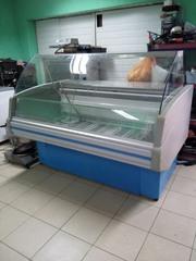 Холодильное-морозильное оборудование; витрина , ларь , шкафы, банета,  при