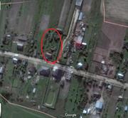 Продажа 1/2 земельного участка и пол дома в д.Буяки