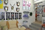 Продается прибыльный бизнес по опту и рознице сувенирной продукции и предметами интерьера