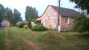 Дом-дача на берегу озера в живописном месте Беларуси