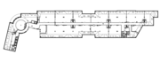 Офисы в аренду центр,  Немига от 56м2 до 2600метров2