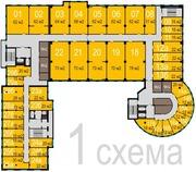 Продаются офисные помещения в б.центре Loft 12-8000 кв.м